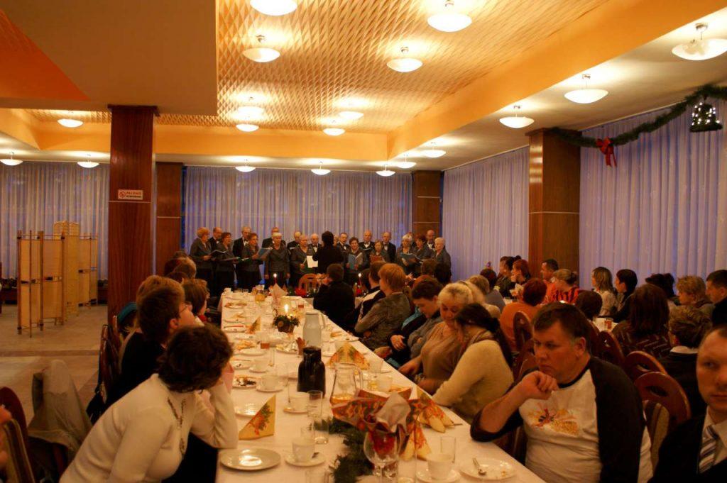 spotkanie wigilijne pracownikow rzaz 2012
